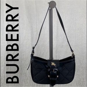 👑 BURBERRY SHOULDER BAG 💯AUTHENTIC